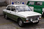 Berlin - Lada 1300 - FuStW