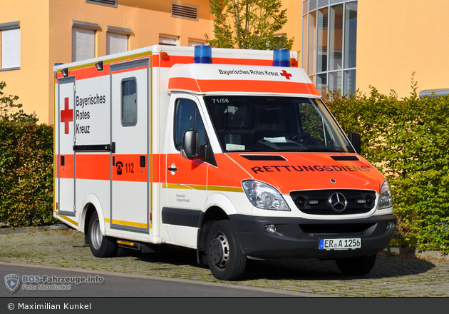 Rotkreuz Erlangen 01/71-56