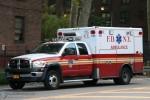 FDNY - EMS - Ambulance 141 - RTW