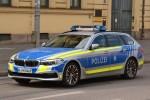 M-PM 9467 - BMW 5er Touring - FuStW