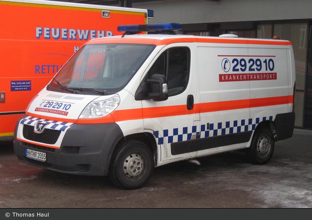 292910 Krankentransport Hamburg - KTW (HH-HR 2055) (a.D.)