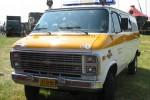 ohne Ort - Ministerie van Defensie - Messfahrzeug
