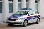 Zell am See - Stadtpolizei - FuStW