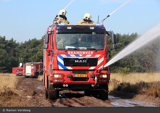 Renkum - Brandweer - TLF - 07-3441