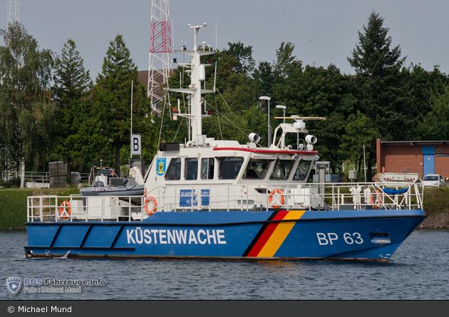 """Bundespolizei - BP 63 - """"Altmark"""""""