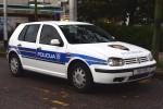 Zagreb - Policija - FuStW