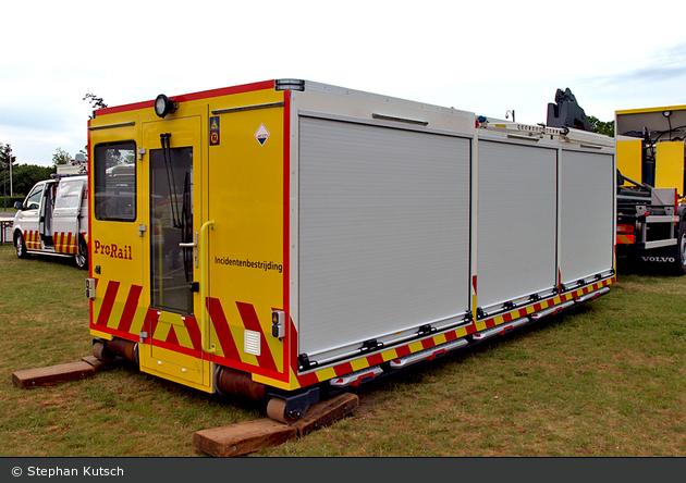 Utrecht - ProRail Incidentenbestrijding - AB-Rüst