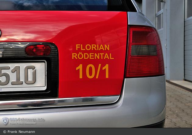 Florian Rödental 10/01