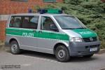 Braunschweig - VW T5 - FuStW (a.D.)