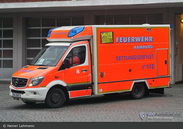 Florian Hamburg RTW (HH-2845)