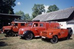 BB - AG Feuerwehrhistorik Wandlitz - Fahrzeuge