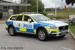 Arlanda - Polis - Radiobil - 1 38-8220