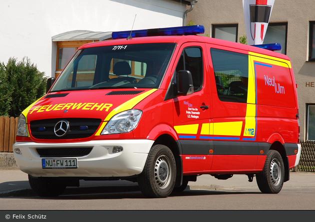 Einsatzfahrzeug: Florian Neu-Ulm 07/11-01 - BOS-Fahrzeuge ...