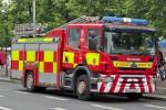 Dublin - City Fire Brigade - WrL - D102