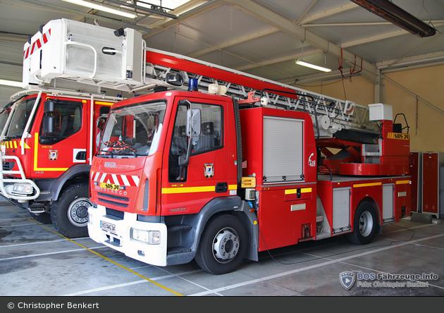 Clermont-l'Hérault - SDIS 34 - DLK 18-12 - EPS