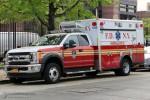 FDNY - EMS - Ambulance 1345 - RTW