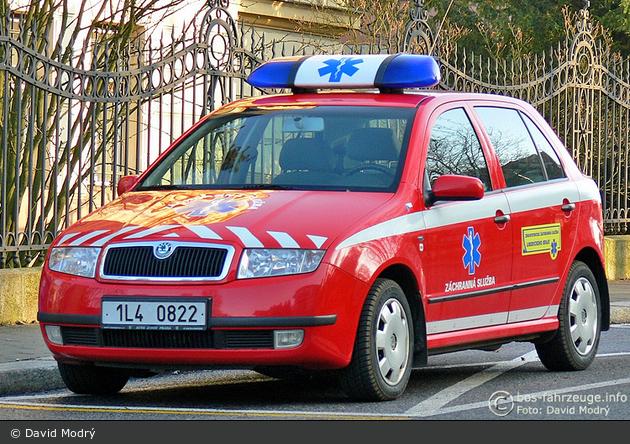 Jablonec nad Nisou - ZZSLK - PKW - 381