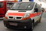 Renault Trafic - Ambulanzmobile Schönebeck - KTW