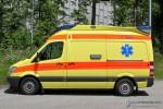 Bern - Sanitätspolizei - RTW - 27