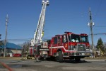 Mississauga - Fire & Emergency Services - Aerial 101