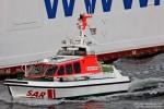 Seenotkreuzer ARKONA - Tochterboot CASPAR