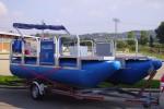 Polizei Thüringen - Adiutor - Mehrzweckboot
