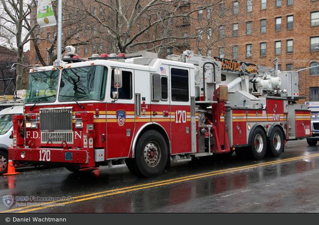 FDNY - Brooklyn - Ladder 170 - TM