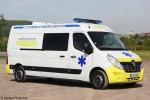 Carquefou - Ambulance de l'Etoile - RTW