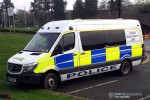 Coleford - Gloucestershire Constabulary - Road Safety Unit/Public Order Van