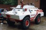 Washington D.C. - DC FEMS - APC Tactical Unit (a.D.)