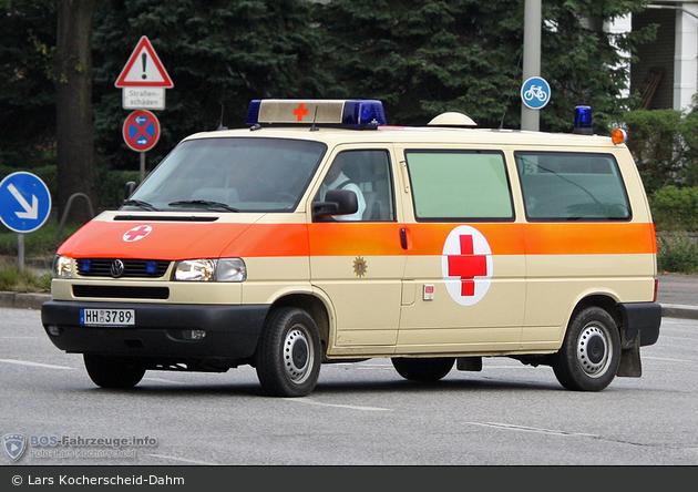 Einsatzfahrzeug Hh 3789 Vw T4 Syncro Ktw Bos