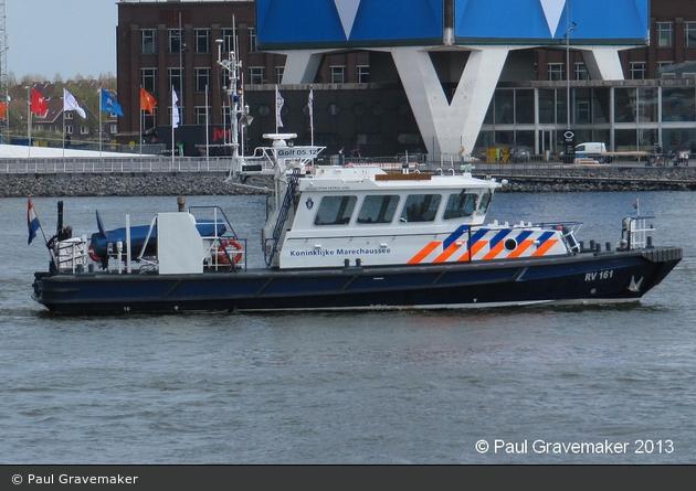 Amsterdam - Koninklijke Marechaussee - MZB - RV 161
