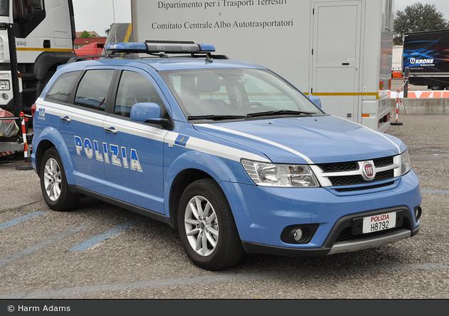 Desenzano Del Garda - Polizia di stato - Polizia Stradale - FuStW