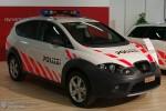 Seat Altea Freetrack - Seat - Patrouillenwagen