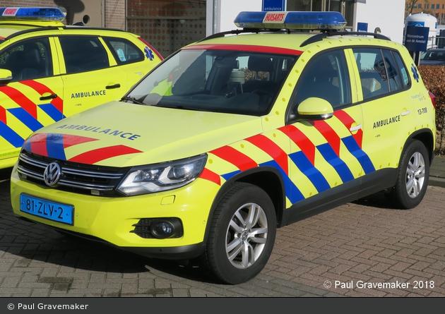 Amstelveen - Huisarts - PKW - 13-708
