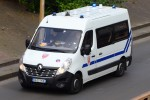 Illzach - Police Nationale - CRS 38 - HGruKw - B4