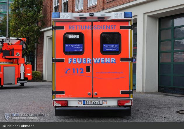 Florian Hamburg RTW (HH-2791)
