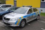Čáslav - Policie - FuStW - 1SH 3918