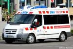 Krankentransport SMH - KTW (B-DO 3954)