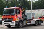 Turnhout - Brandweer - WLF-Kran - T821