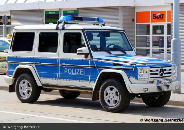 Einsatzfahrzeug Bbl4 3404 Mb G 350 Cdi Fustw Bos