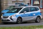 B-30147 - Opel Zafira Tourer - FuStW