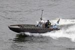 Göteborg - Polis - Sturmboot