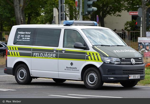Mainz - Feldjäger - FuStW