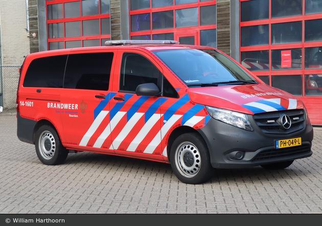 Gooise Meren - Brandweer - MTW - 14-1601