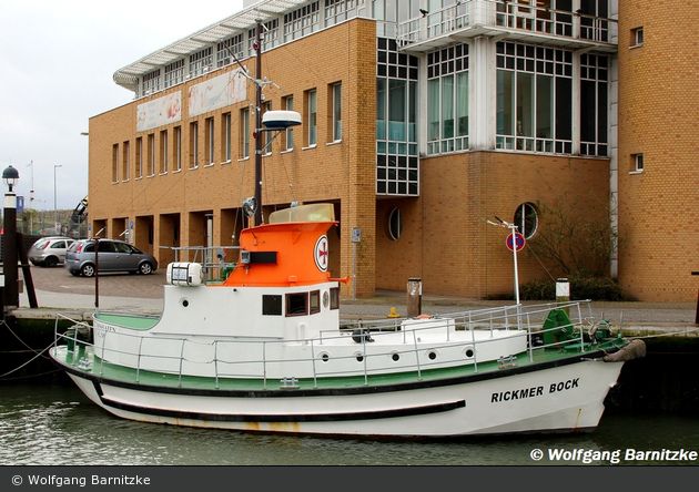 Motorrettungsboot RICKMER BOCK (a.D.)