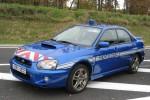 Feytiat - Gendarmerie Nationale - FuStW (a.D.)