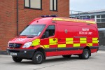 Newcastle-under-Lyme - Staffordshire Fire and Rescue Service - WrU