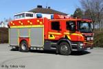Bankeryd - Räddningstjänsten Jönköping - Släck-/Räddningsbil - 2 43-1610
