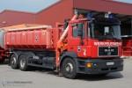 WF Nord-West Oelleitung GmbH - WLF (NWO 04) mit AB-Schaum